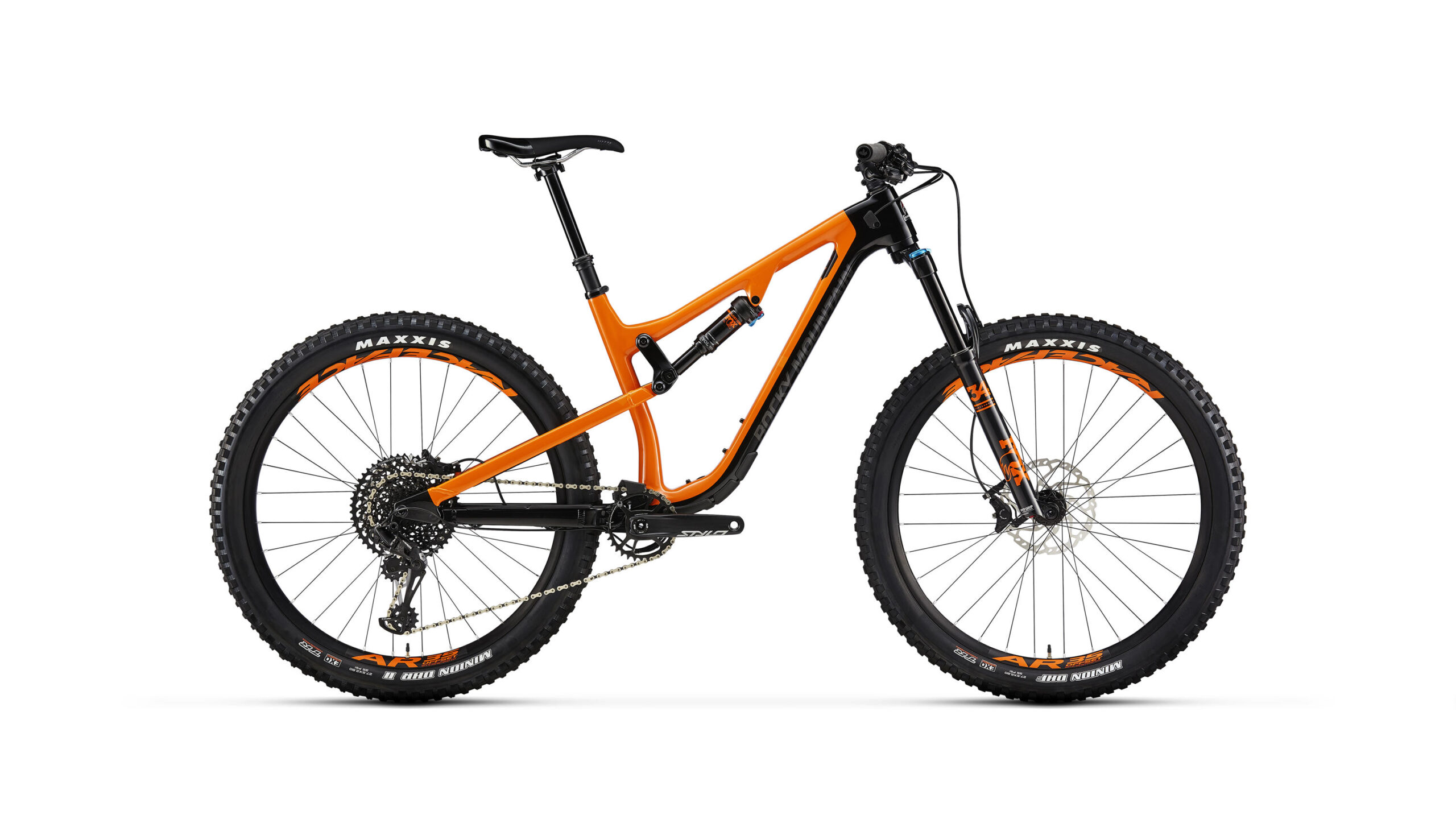 Rocky Mountain Pipeline Carbon 70 / Small