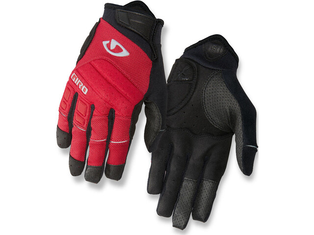 Giro Xen Glove dark red/black/grey,XL