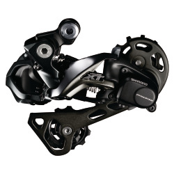 Shimano Wechsel XT Di2 RD-M8050 11-Gang GS Shadow+ Top-Normal Direct Attach. Box