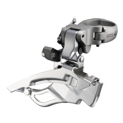 Shimano Umwerfer Deore LX FD-T671 3×10-Gang Do-Sw 63-66° 28,6-34,9 mm