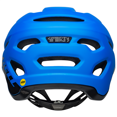 Bell 4forty MIPS Helmet matte/gloss bright blue/black,S