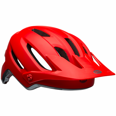 Bell 4forty MIPS Helmet matte/gloss red/gray,XL