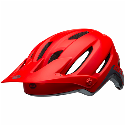 Bell 4forty MIPS Helmet matte/gloss red/gray,L