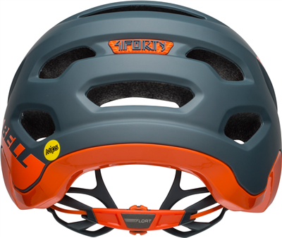 Bell 4forty MIPS Helmet matte/gloss slate/orange,S
