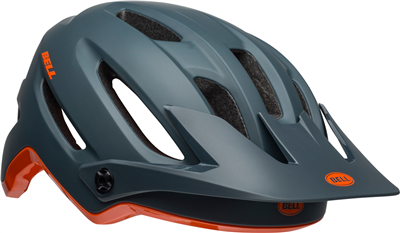Bell 4forty MIPS Helmet matte/gloss slate/orange,M
